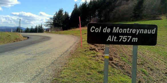Col de Montreynaud
