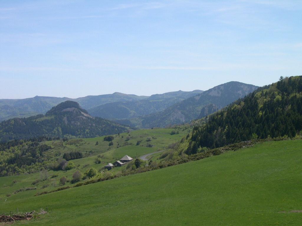 Que la montagne ardèchoise est belle !
